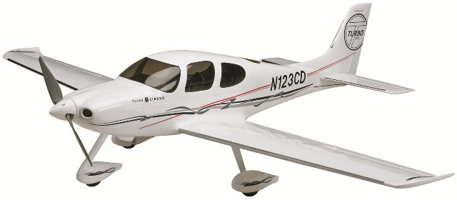 ElectriFly Cirrus SR22 Turbo