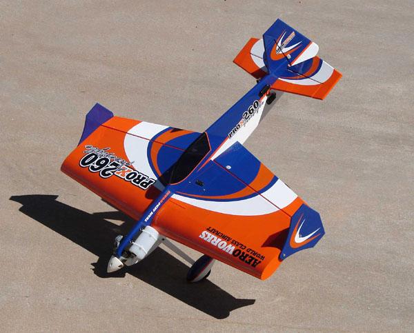 Aeroworks .46 – .60 ProX 260