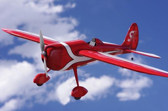 Stevens AeroModel Daddy-O