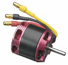 Heli-Max High-Performance Brushless Heli Motors