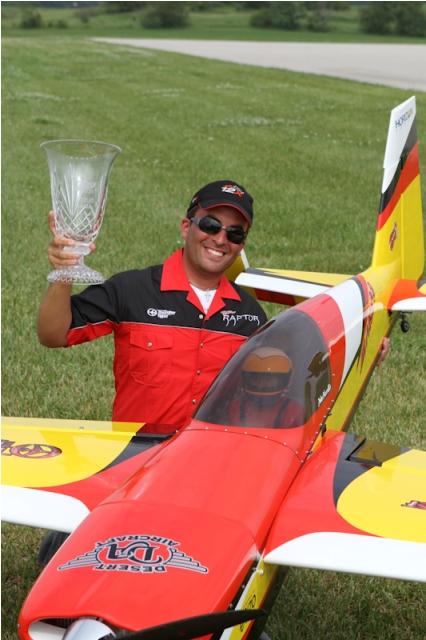 John Glezellis takes top Honors at XFC!