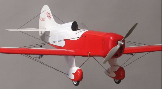 Alien Aircraft Gee Bee Sportster Kit