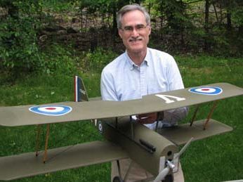 Flight Test—MANZANO LASER WORKS SE5a
