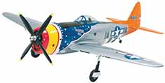 Top Flite Giant Scale P-47 Gold Edition RTC