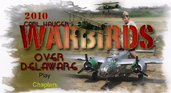 SKS Video Productions–Warbirds over Delaware 2010 DVD