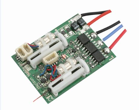Spektrum 6-channel Ultra Micro Receiver