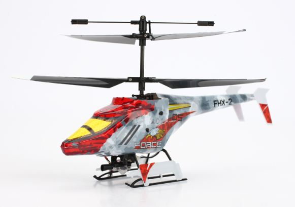 Force RC Combat Helicopters