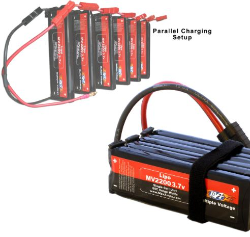 Max Amps LiPo System
