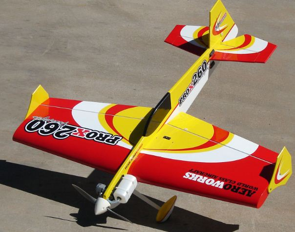 Aeroworks ProX260 Freestyle