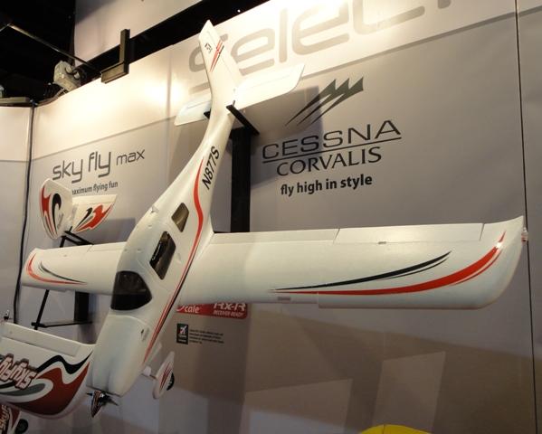 FlyZone Cessna Corvalis