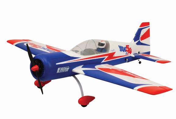 E-flite Carbon-Z Yak 54