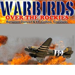 Warbirds Over the Rockies 2010