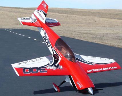 Aeroworks 150cc Extra 300