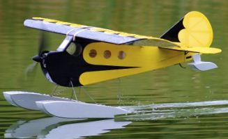 Stevens AeroModel Laser-Cut Float Set
