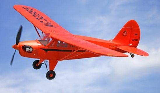 eRC Piper J-5 Cub