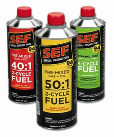SEF 94 Pre-Mixed Gasoline