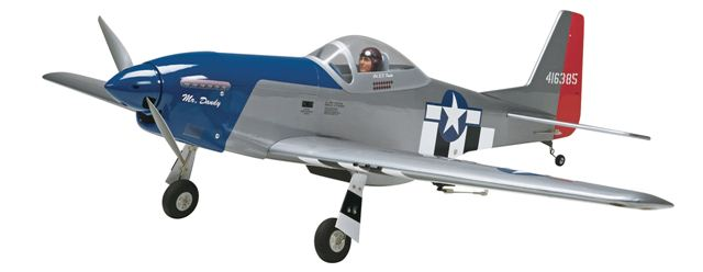 Great Planes Sport Scale Mustang