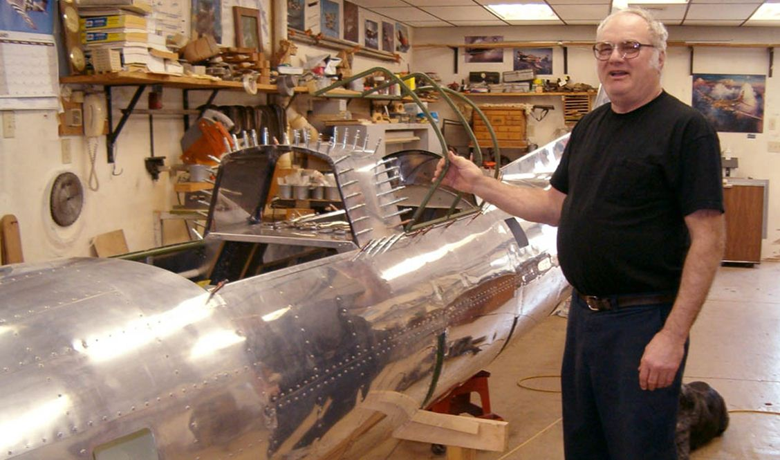 1/3-scale B-17