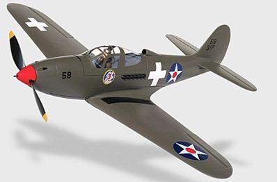 Alfa Models P-39 Airacobra ARF