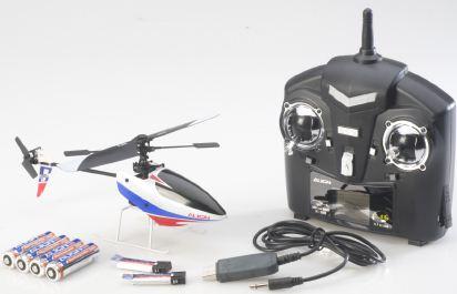 Align Trex 100 RTF Helicopter