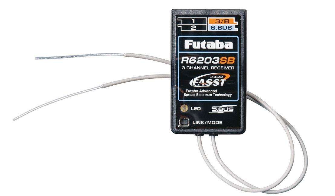 Futaba R6203SB S.Bus Receiver
