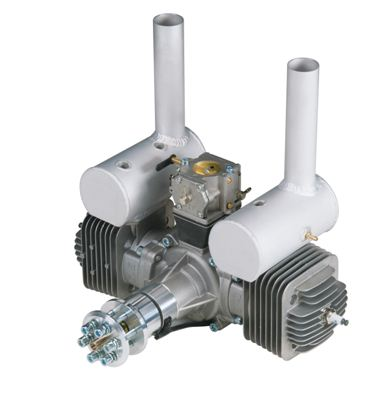 DLE 170cc Gas Twin Engine