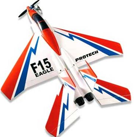 BP Hobbies F-15 Jet ARF