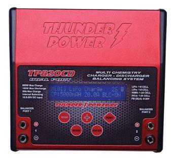 Thunder Power TP820CD