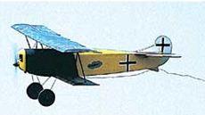 Laser cut MAN Mini Fokker Build-along