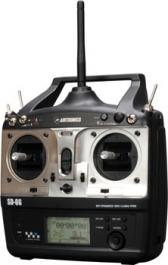 Airtronics SD-6G 2.4G 6-channel Radio winner with receiver