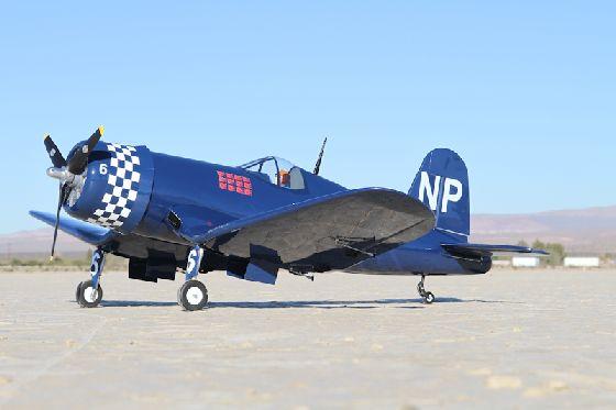BH Models Corsair 120 ARF