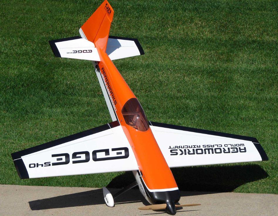 Aeroworks 30cc Edge 540