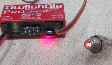 Zdatum SwitchGlo Onboard Glow Lighter