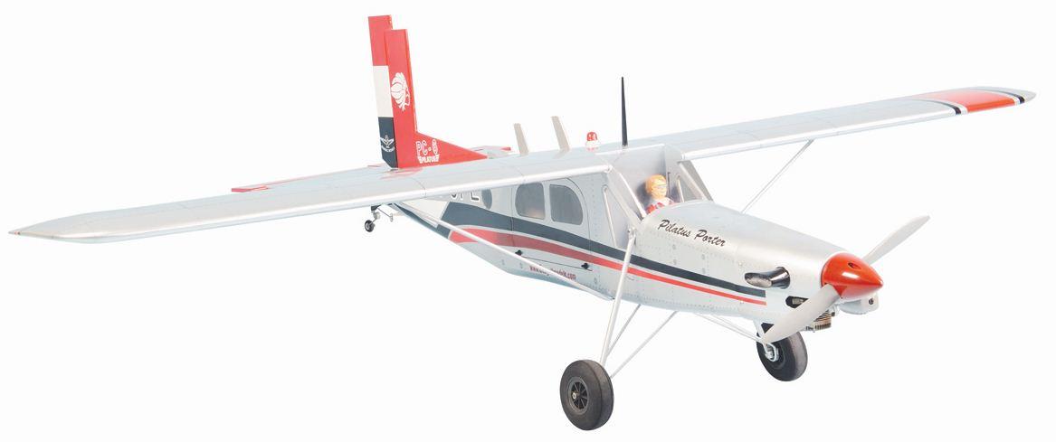 Seagull Models PC-6 Pilatus Porter 55 ARF