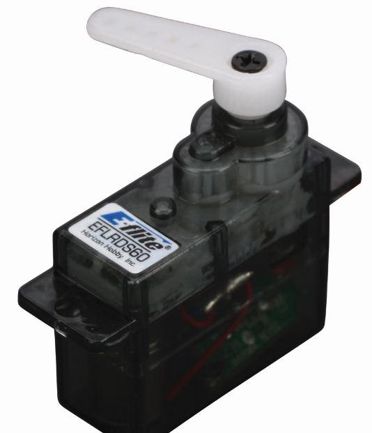 E-flite Digital Sub-Micro Servos New Range