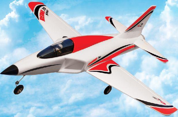 eRC Rebel 70 Sport Jet ARF by Hobby Lobby