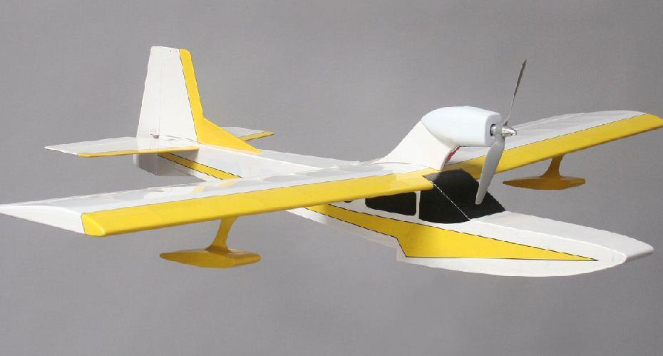 Alien Aircraft Corp. Dragon Seaplane kit.