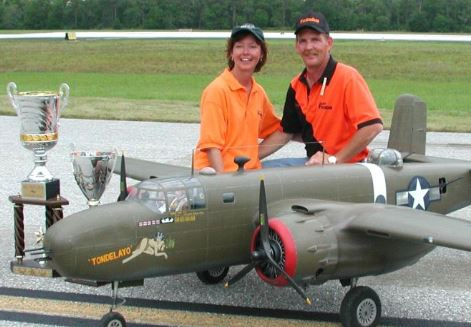 SO YOU WANT TO BUILD IT BIG! — Enlarging RC Model Airplane Plans