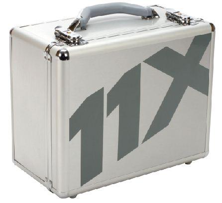 JR 11X Pro Transmitter Case