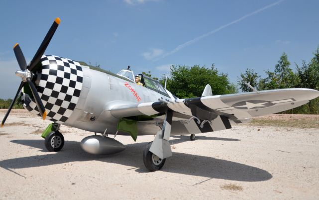 CARF P-47 Thunderbolt