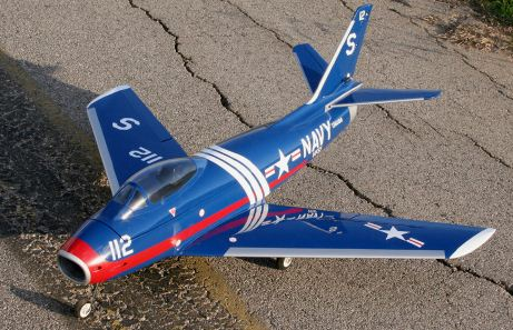 ARF Jet Makeover — Added details for the fast lane