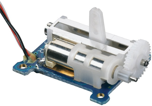MICRO LINEAR ES18 SERVO FOR ULTRA-MICRO AIRCRAFT!