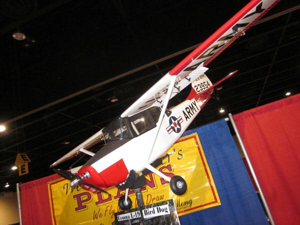 Wendell Hostetler Plans L-19 Birddog