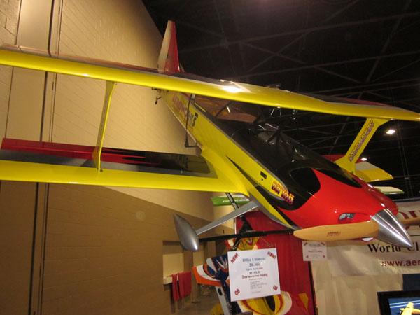 Aeroworks 100cc Ultimate Bipe