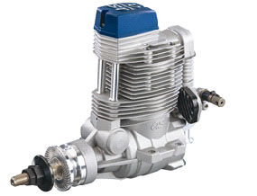 The O.S. Engines 155FS-a 4-stroke