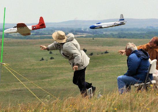 Slope Soaring Jets!