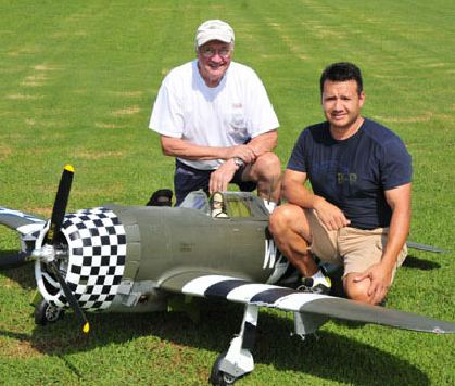 Meister Scale Giant Scale P-47 Thunderbolt