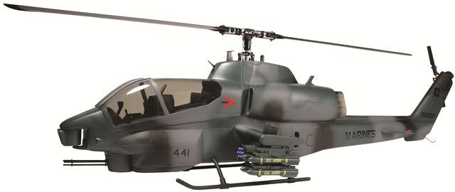 Align's AH-1 Cobra Fuselage
