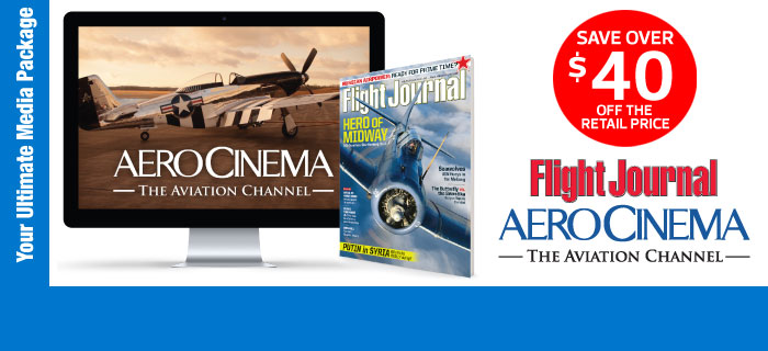 Flight Journal – AeroCinema Media Package