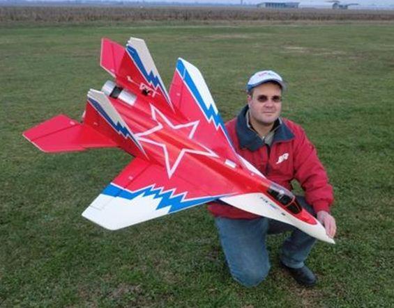 Unlimited 3D Jet! SebArt MiG 29
